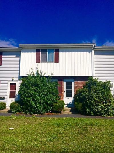 Brockton Condo/Townhouse New: 94 Lawrence St #94