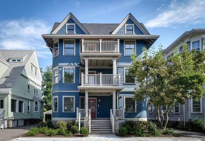Brookline Condo/Townhouse For Sale: 29 Elm Street #1
