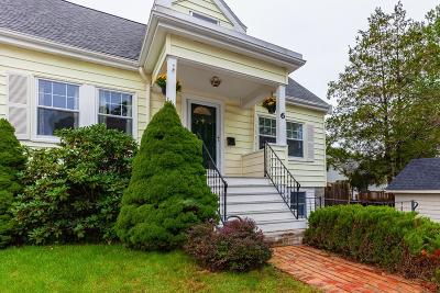 Boston Single Family Home New: 6 Caspar St