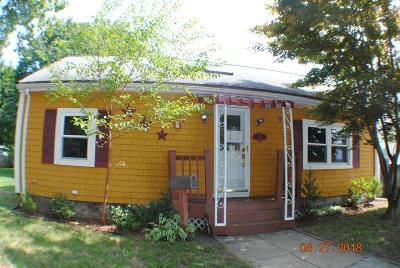 Bellingham Single Family Home New: 142 Garden St