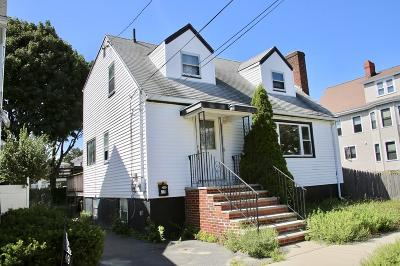 Revere Single Family Home For Sale: 47 Bickford Avenue