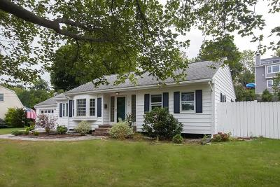 Hingham MA Single Family Home New: $569,000