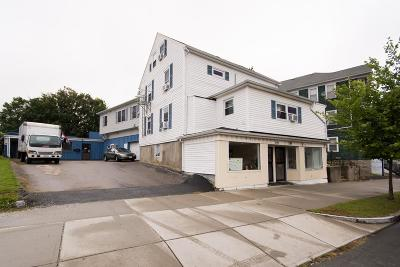 MA-Bristol County Commercial For Sale: 789-795 Plymouth Ave