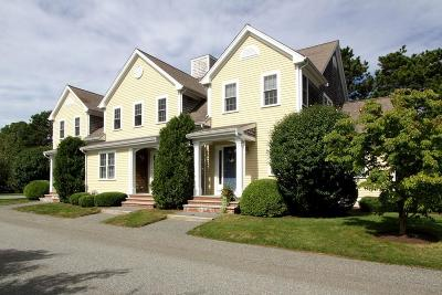 Falmouth MA Condo/Townhouse Under Agreement: $349,900