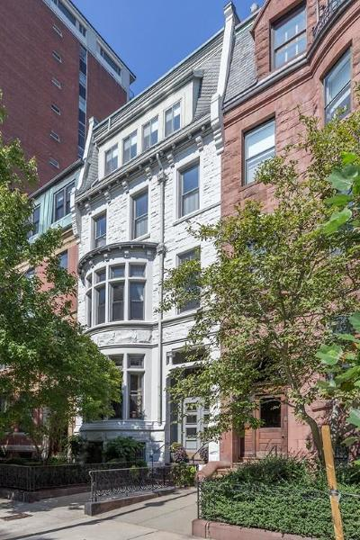 Boston Multi Family Home New: 318 Beacon St