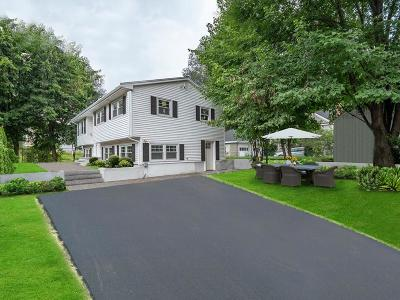 Wellesley Single Family Home New: 52 Oak