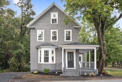 Wilmington Single Family Home Sold: 25 Burlington Ave