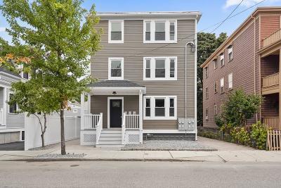 Cambridge, Braintree, Brookline, Dedham, Westwood, Boston Condo/Townhouse New: 31 Madison Ave #3
