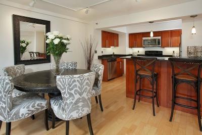 Brookline MA Condo/Townhouse New: $825,000