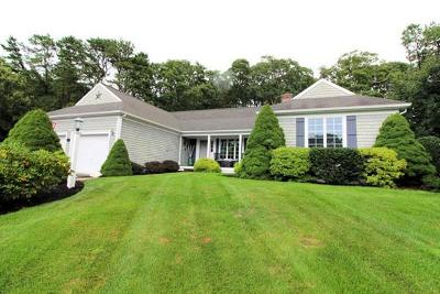 Yarmouth MA Single Family Home Price Changed: $438,500