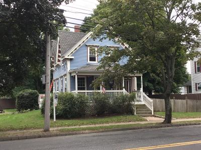 Peabody Single Family Home For Sale: 154 Lynnfield Street