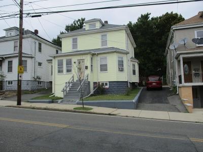 Revere Single Family Home Under Agreement: 529 Park Avenue