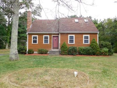 Plymouth MA Single Family Home New: $274,900