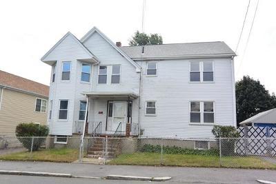 Revere Multi Family Home Under Agreement: 21 Eastern Ave