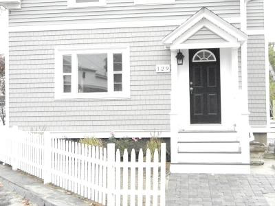 Condo/Townhouse New: 131 Sumner Street #8