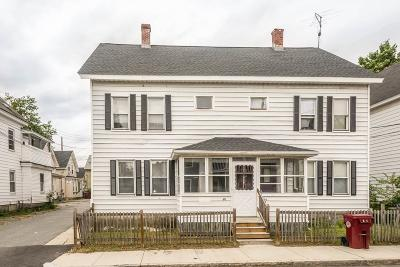 Multi Family Home New: 60-66 Lilley Ave