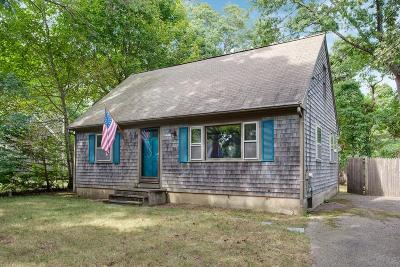 Falmouth Single Family Home Under Agreement: 18 Milton