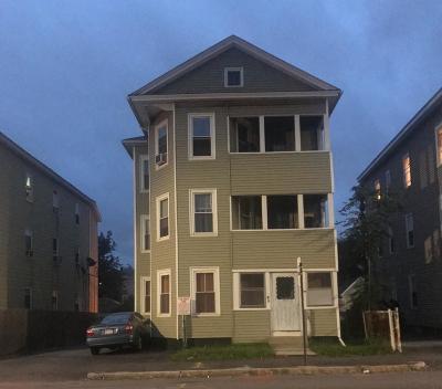 Multi Family Home New: 408 Cambridge St