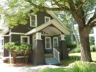 Single Family Home New: 70 Monticello Avenue
