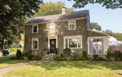 Single Family Home New: 17 Mohawk Road