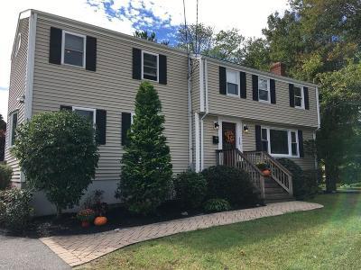 Single Family Home New: 128 Whipple Street