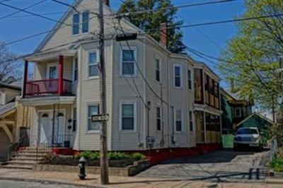 Brockton Multi Family Home Under Agreement: 29-31 Market St