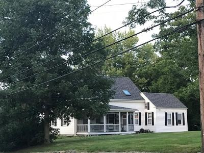 Middleboro Rental Under Agreement: 50 West Street #studio