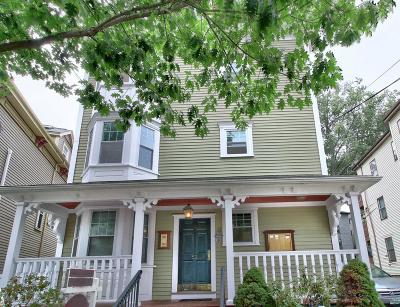 Condo/Townhouse New: 53 Mozart St #3