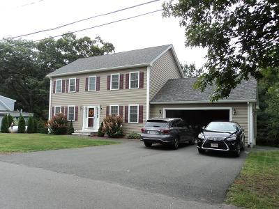 Saugus Single Family Home Under Agreement: 26 Lake Dam Rd.