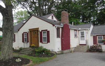Framingham Single Family Home Under Agreement: 69 Walsh St