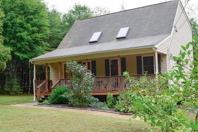 Middleboro Single Family Home Contingent: 63 Plain St