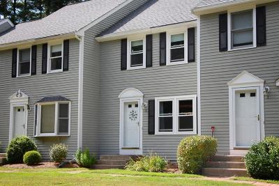 Norton MA Condo/Townhouse For Sale: $249,900