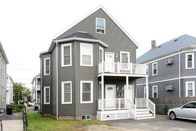 Revere Multi Family Home New: 851-853 Revere Beach Parkway