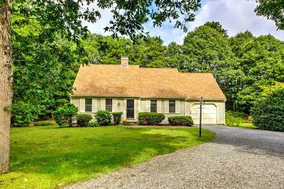 Barnstable Single Family Home Contingent