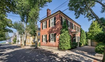 Salem MA Single Family Home Sold: 22 Andrew Street