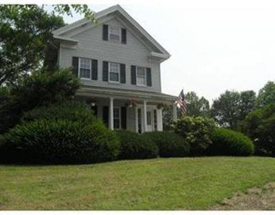 Canton Condo/Townhouse Under Agreement: 2207 Washington St., #1