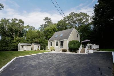 Hanson Single Family Home Under Agreement: 237 Monponsett Street