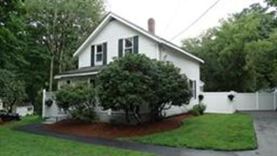 MA-Norfolk County Single Family Home For Sale: 13 Pine St