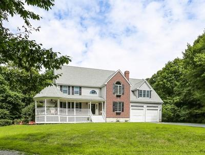 Raynham Single Family Home For Sale: 35 Gallagher Place