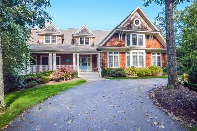 Barnstable MA Single Family Home New: $2,950,000