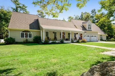 Rochester Single Family Home For Sale: 200 Mattapoisett Rd