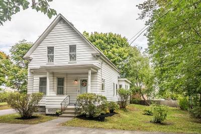 Lowell Single Family Home New: 42 Denton St