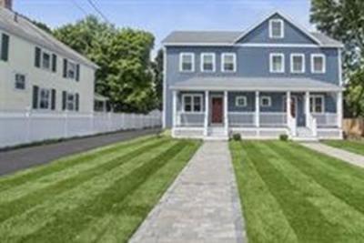 Beverly Condo/Townhouse Under Agreement: 140 New Balch St #D