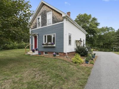 Single Family Home Under Agreement: 64 Providence St