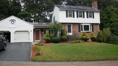 Billerica Single Family Home New: 6 Pelham