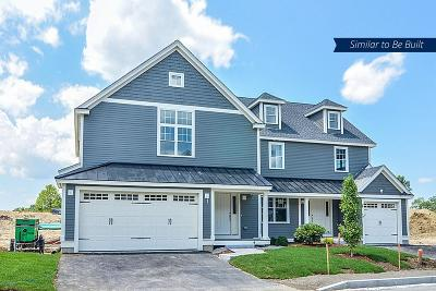 Framingham Condo/Townhouse Under Agreement: 47 Clarks Hill Circle #41