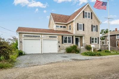 Scituate Single Family Home For Sale: 21 Bradford Avenue
