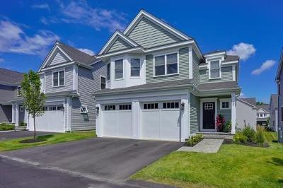 Framingham Single Family Home Contingent: 23 Oxbow Road