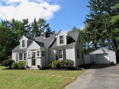 Duxbury Single Family Home For Sale: 96 Woodridge Road