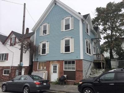 Lowell Single Family Home For Sale: 15-17 Whipple Street